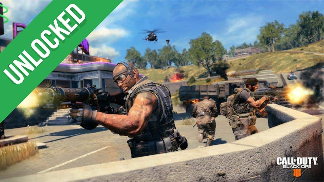 What Will Call of Duty's Blackout Mode Look Like in a Year? - Unlocked Highlight
