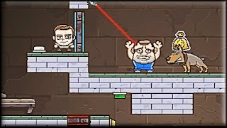 Money Movers 3: Guard Duty - Game Walkthrough (full)