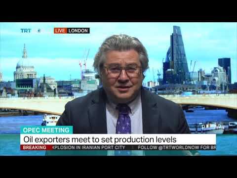 OPEC MEETING: Interview with Mehmet Ogutcu