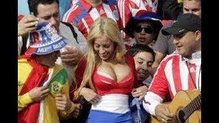 BEAUTIFUL FOOTBALL FANS COPA AMERICA CENTENARIO