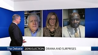 Sky News Debate: Trump and Bernie - On The Road To The White House?