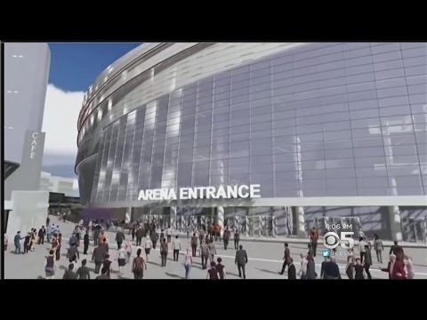 Warriors Announce Groundbreaking Ceremony For New Arena