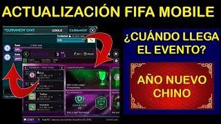 Actualización Fifa Mobile, conoce los cambios/Año Nuevo chino: ¿cuándo llega?