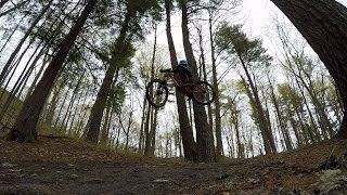 The Dagmar Downhill - Course preview