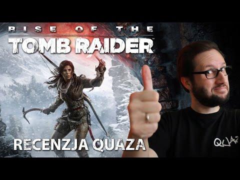 Rise of the Tomb Raider - recenzja quaza