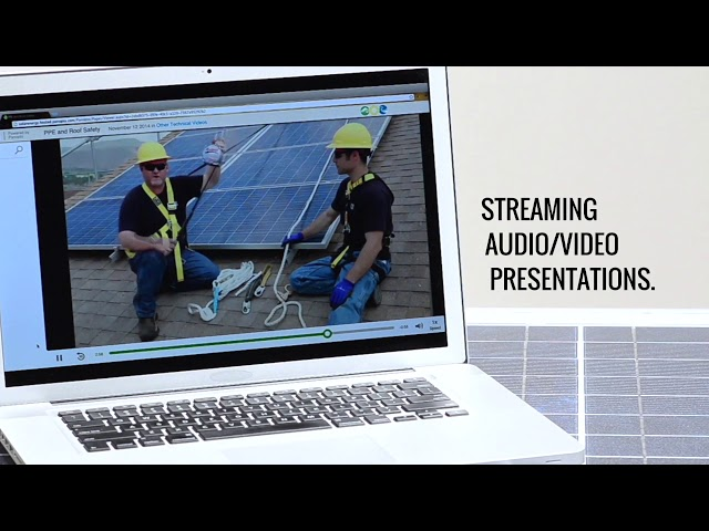 ¡Estudia Energía Solar desde cualquier lugar con SEI!