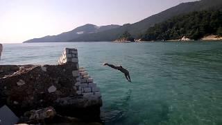 Еще одно видео с пляжа Makryammos Bungalows на острове Тасос(Видео с другого ракурса. Погода была отличная. Вода очень прозрачная :) 10.06.2014., 2014-06-14T08:10:06.000Z)