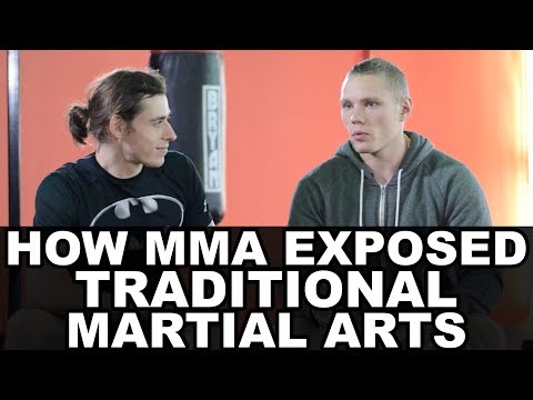How MMA Exposed Traditional Martial Arts • MODERNIZE AIKIDO • EP03