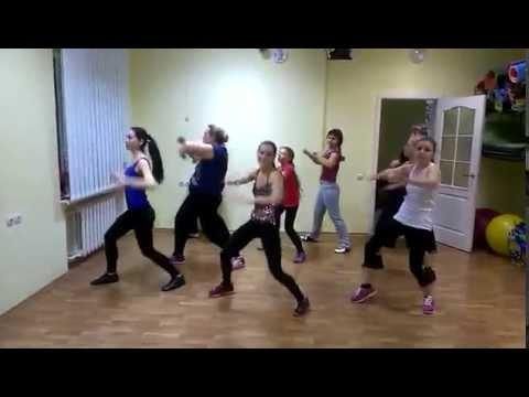 Zumba в Фитнес клубе Позитив на Огнивке