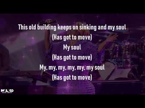 LaShun Pace - There's A Leak In This Old Building (Lyric Video)