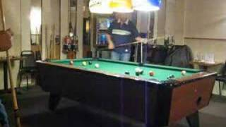 8 ball pool run out at club 199 fredm4315