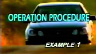 Toyota, Система налаштування електронних компонентів CBES