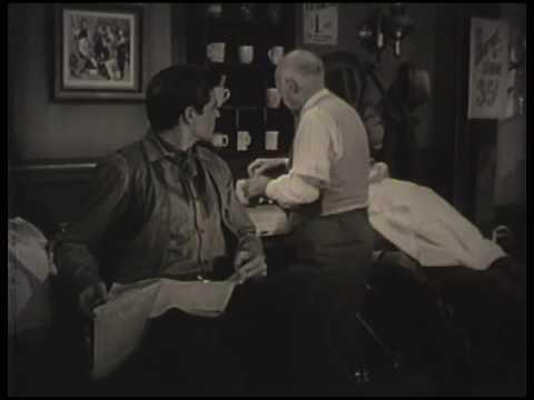 """El Brendel in """"Destry"""" 4/3/64"""