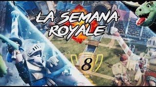 LA SEMANA ROYALE #8 - ¡Nueva carta, Gamepolis,nuevas ligas y mucho más!