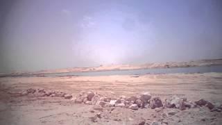 قناة السويس الجديدة : ظهور كامل للقناة بين جبال سيناء والكراكات بها