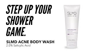 Treat Your Body Acne with our NEW Body Wash!