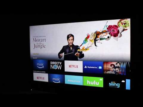Hands On With The New Fire TV User Interface