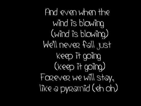 Like a Pyramid w/lyrics