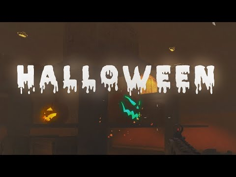 VUELVEN LOS CUSTOMS DAVID & HALLOWEEN 🎃 Custom Map Zombies BO3