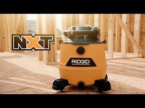 RIDGID 16 Gallon NXT Blower Vac (HD1600)