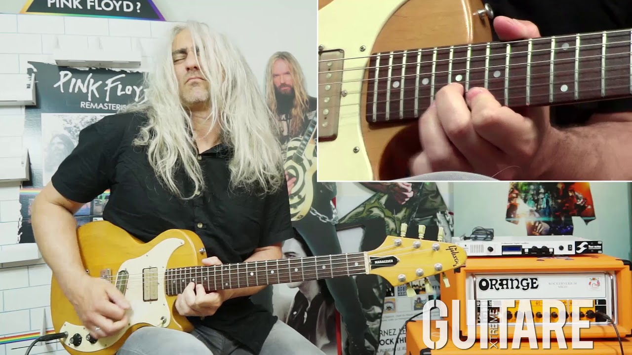 Guitare Xtreme 82 - YouTube