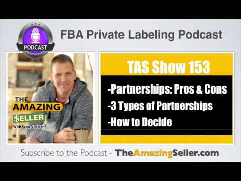 TAS 153 : 3 Things You Need To Know About Partnerships (The Good And Bad)