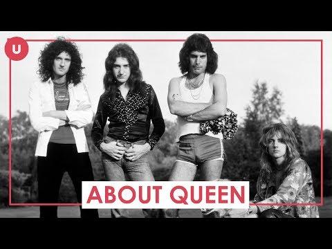 About Queen: Die Geschichte einer legendären Band   uDiscover Music