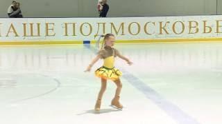 г. Щелково. 29 мая 2016 г. Егоркина Софья, новичок