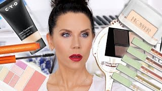 NEW DRUGSTORE MAKEUP   Get Ready With Me