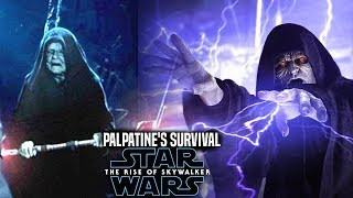 Palpatine's Survival Fully Explained! The Rise Of Skywalker (Star Wars Episode 9)