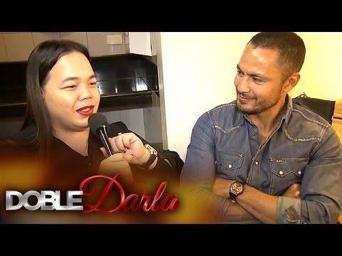 Doble Darla: Darlakwatsera's exclusive interview with Derek Ramsay