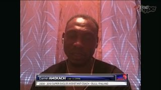 Stephen Keshi Remembered - Daniel Amokachi