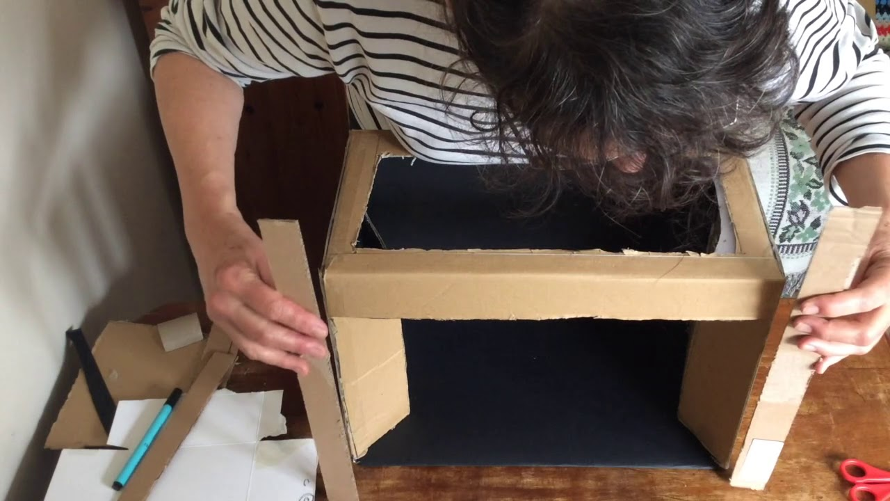 Create a Puppet Theatre