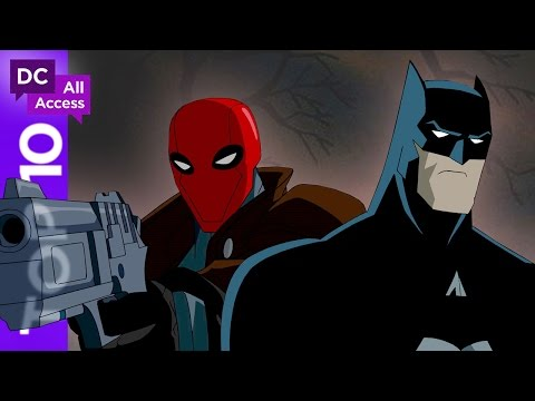 Top 10 DC Animated Moments