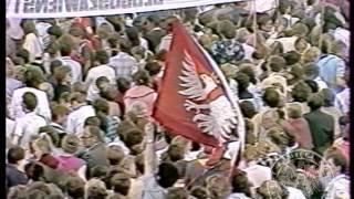 IPNtv: Wizyta Jana Pawła II w Polsce w 1987 r. (Lublin)