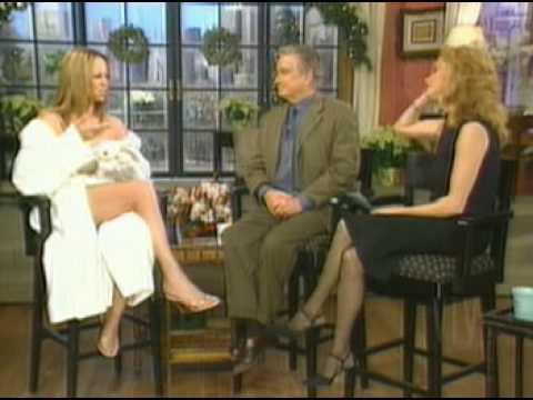 Mariah Carey Regis and Kathie Lee Interview Dec 1999 Part 2