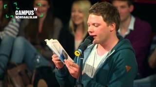 5. Bielefelder Hörsaal-Slam - Christian Ritter - Campus TV