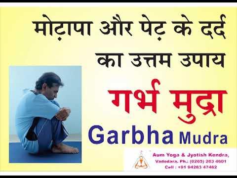 Garbh Mudra Pravachan by Jitendra Mistry in HIndi on 12-08-2018