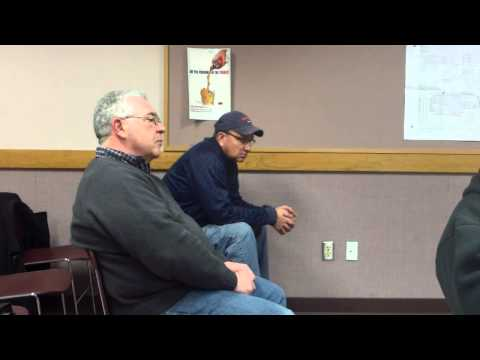 Livingston County Planning Board Meeting - CM&M/MCM Natural Stone Industry, March 12, 2015 - Part 3