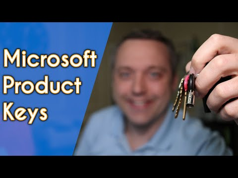 How Microsoft Product Keys Work | Licensing Explained