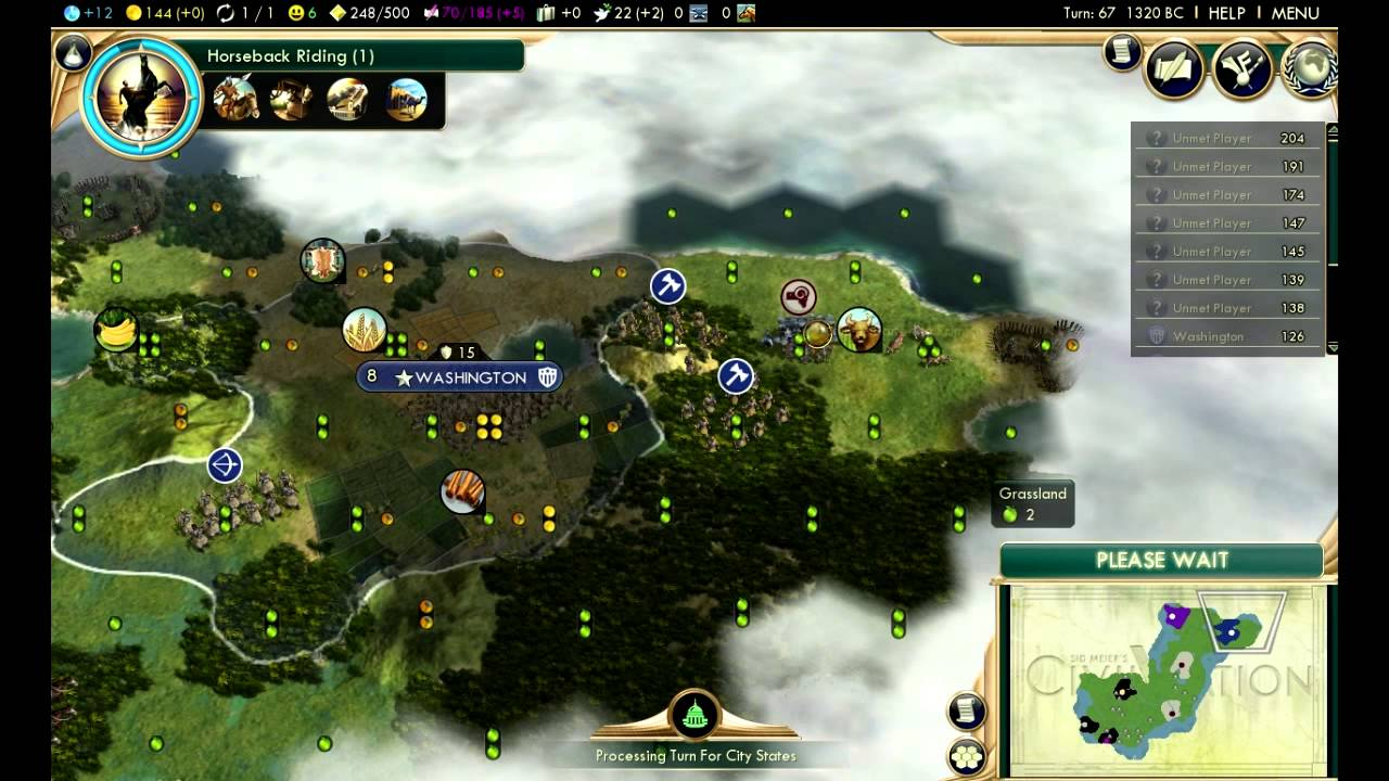 """Download Civilization 5: Brave New World - The Huns ep. 5 """"Truly a Warmonger"""""""