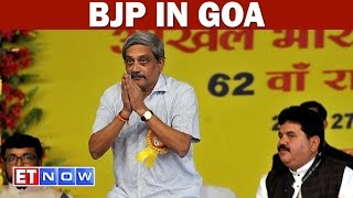 BJP Forms Government In Goa