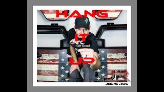 Arc Off Road Jeep Door Hangers