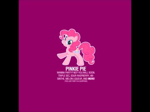 Silva Hound-Pinkie Pie