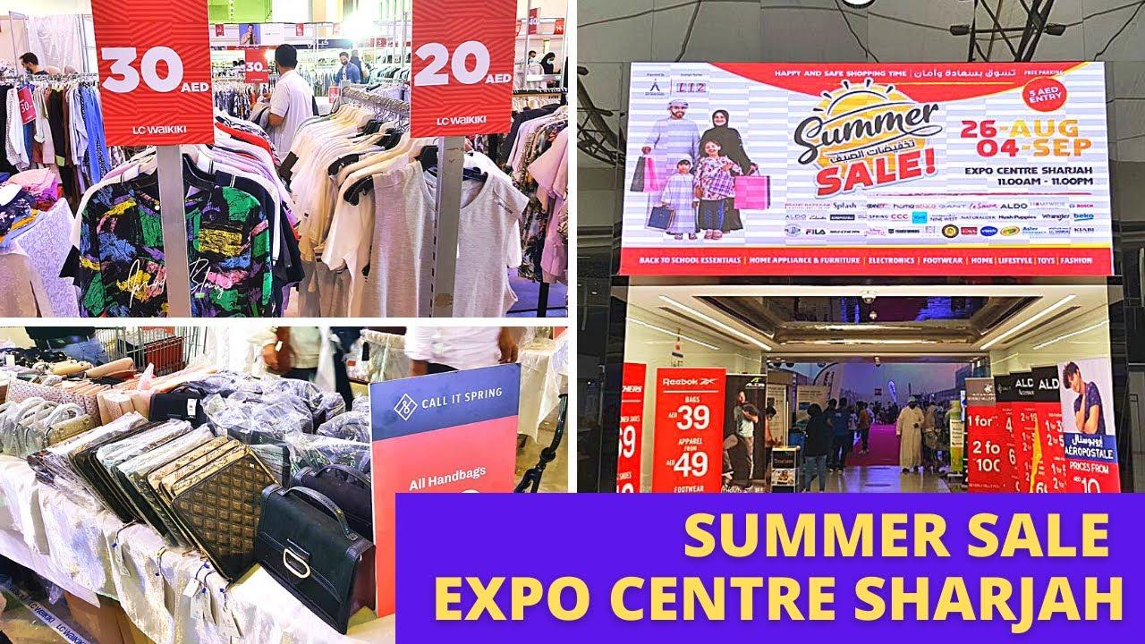Sharjah Summer Sale Expo Centre Sharjah   Dubai OFW   Shopping in Dubai