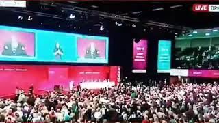 🔴Breaking.. #LabConf19 delegates overwhelmingly back @UKLabour NEC position on #Brexit