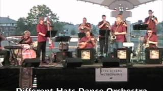 Different Hats Dance Orchestra -Bandstand Boogie Thumbnail