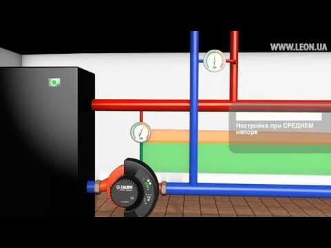 Настройка ситемы отопления в многоэтажных домах
