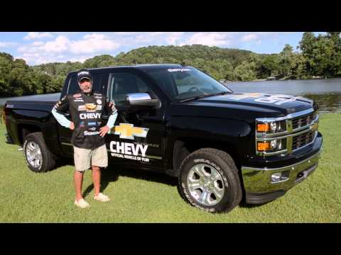 The Ultimate Catch Chevy Sweepstakes