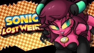 Sonic Lost World - RadicalSoda